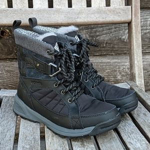Columbia Meadows Shorty Omni-Heat 3D Boot Black